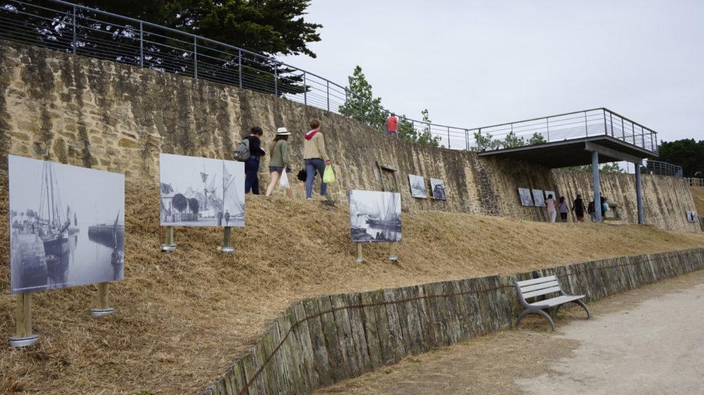 Exposition Le Croisic et la mer, Mémoire et regards croisés - OPCI 2019
